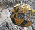 20тонен бетонен блок успешно спрян при скорост 103 км/ч