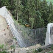 Най-голяма преграда за защита от наноси в света!