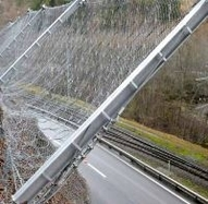 RXE - най-устойчивата преграда за защита от падащи камъни